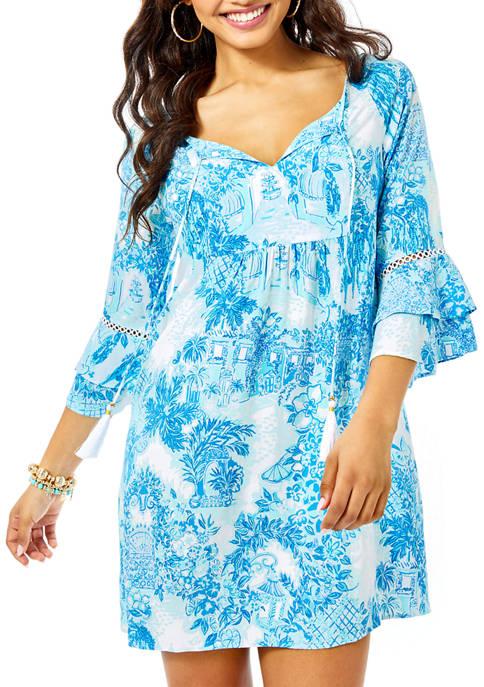 Lilly Pulitzer® Womens Azita Tunic Dress