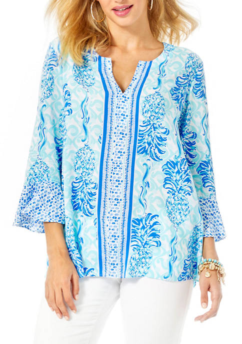 Lilly Pulitzer® Womans Keona Tunic
