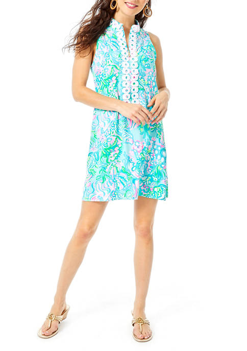Lilly Pulitzer® Womens Jane Print Shift Dress
