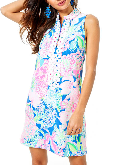 Lilly Pulitzer® Womens Jane Shift Dress