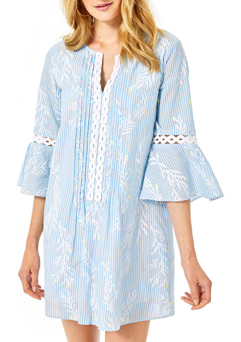 Lilly Pulitzer® Womens Hollie Tunic Dress