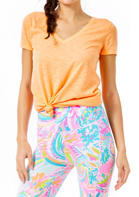 Lilly Pulitzer® Womens Etta Top