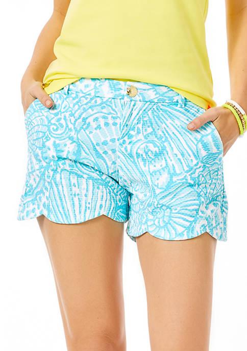 Lilly Pulitzer® Womens Palmita Stretch Shorts