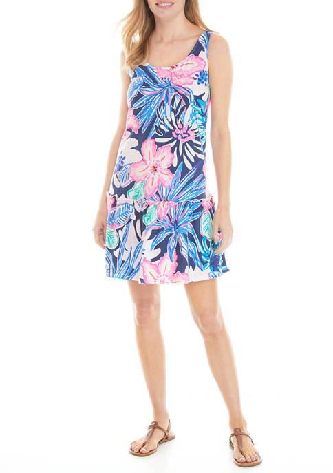 Lilly Pulitzer® Womens Sleeveless Tank Dress