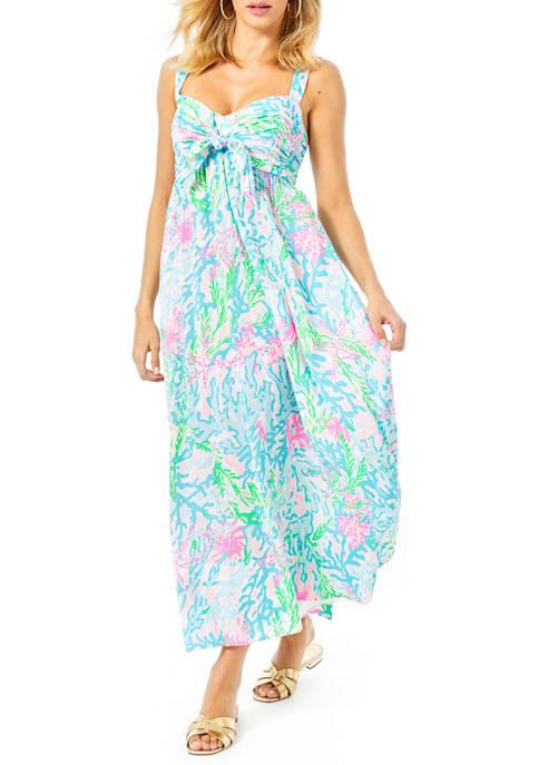 Lilly Pulitzer® Womens Sabrinah Midi Dress