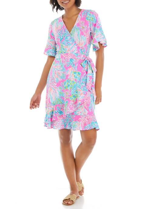 Lilly Pulitzer® Isella Wrap Dress
