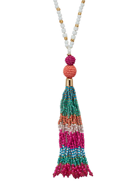 Lilly Pulitzer® Cabana Cocktail Necklace