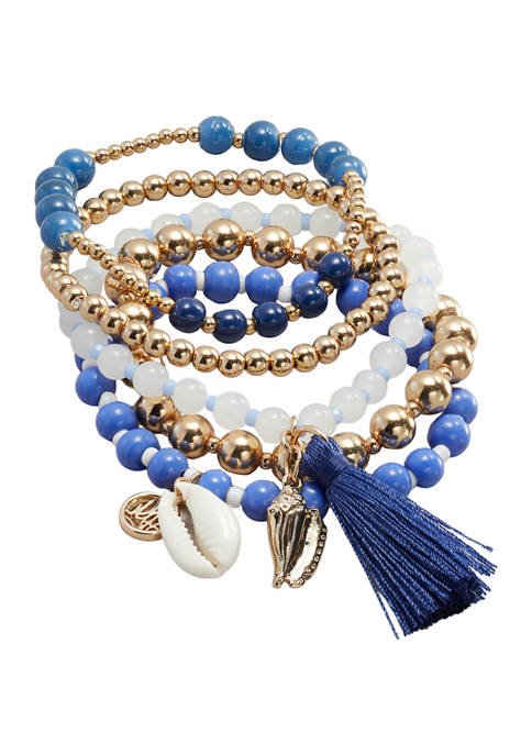 Lilly Pulitzer® Isle of Tile Bracelet Set