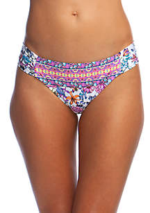 Kenneth Cole Reaction A Place In Paradise Swim Bottoms