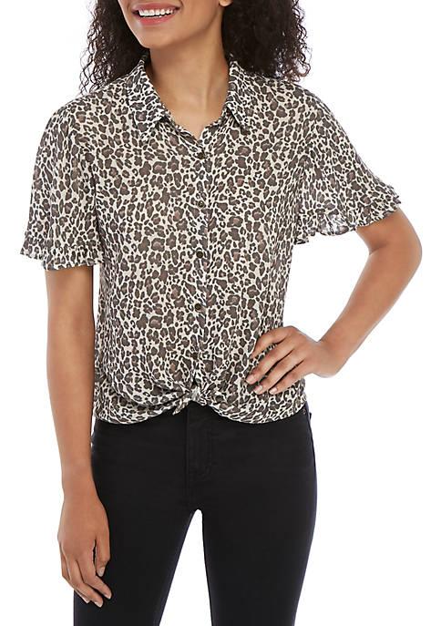 Jolt Short Sleeve Camp Shirt