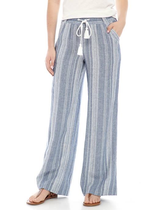 Jolt Juniors Sailor Linen Pants