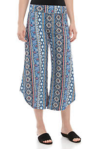 BeBop Boho Soft Crop Pants