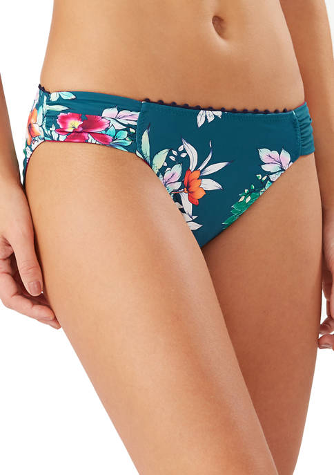 Tommy Bahama® Floral Springs Reversible Hipster Swim Bottoms