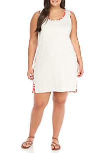Plus Size Baseball Dress