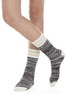 Haven Cozy Crew Socks
