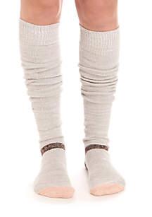 Stayin' In Tall Socks