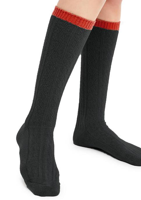 Free People Koda Cable Socks