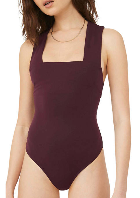 Shes So Sleek Bodysuit