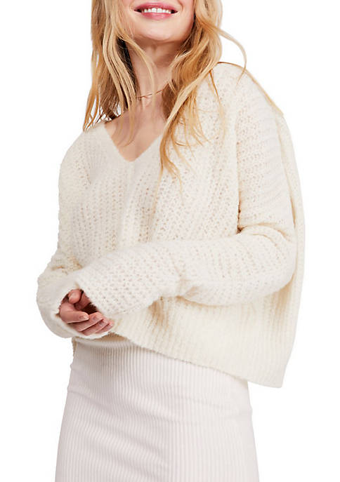 Free People Moonbeam Sweater