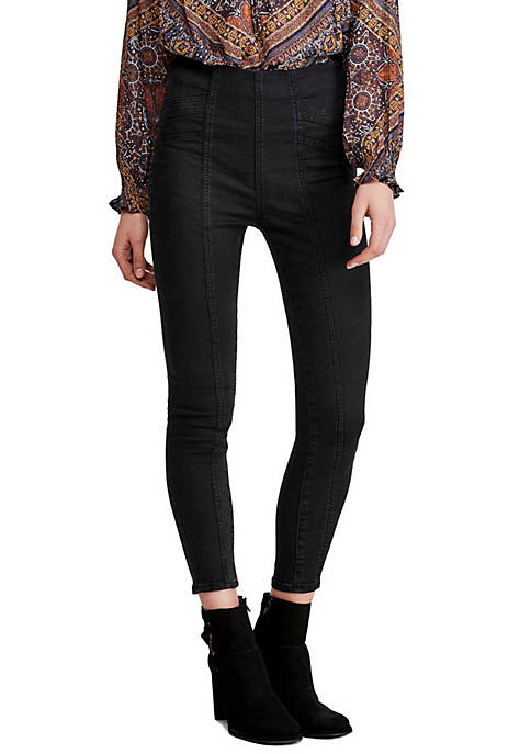 Free People Feel Alright Skinny Jeans