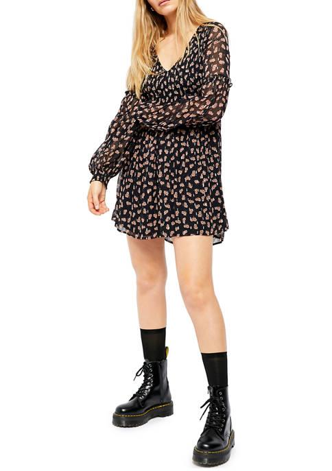 Free People Marina Mini Dress