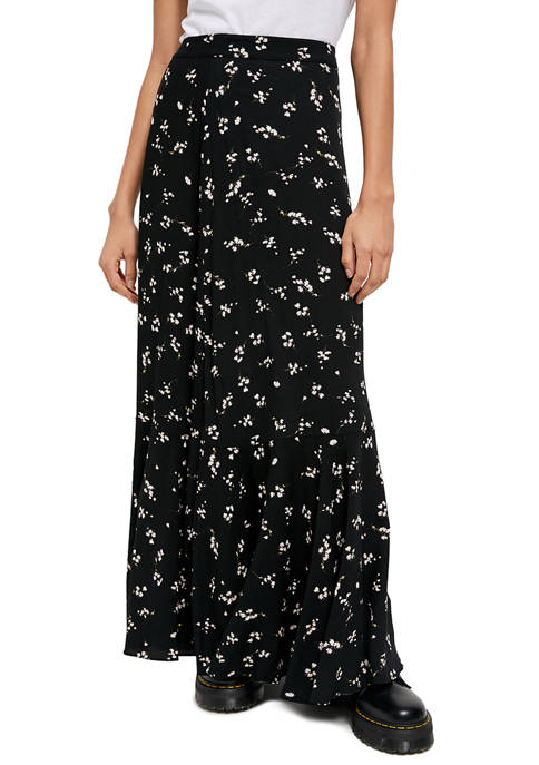 Free People Rubys Forever Maxi Skirt