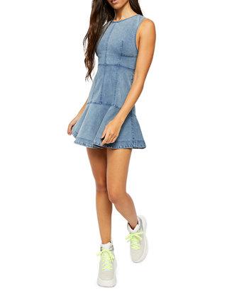 Free People Alex Mini Dress Belk