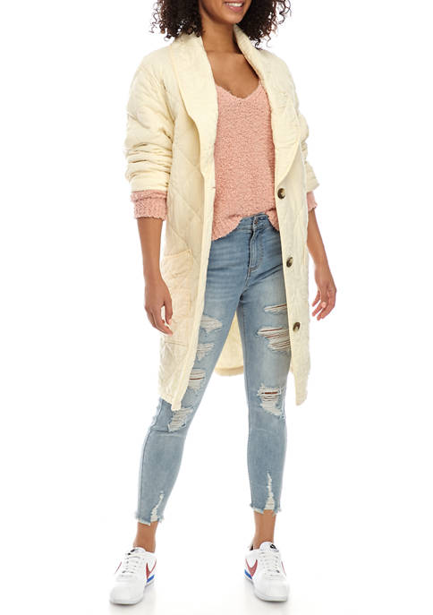 Free People Happy Day Dreamer Jacket