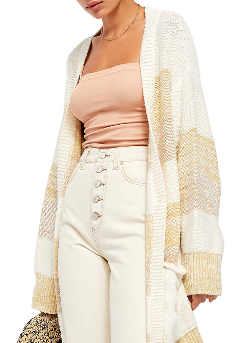 Free People Southport Beach Cardigan