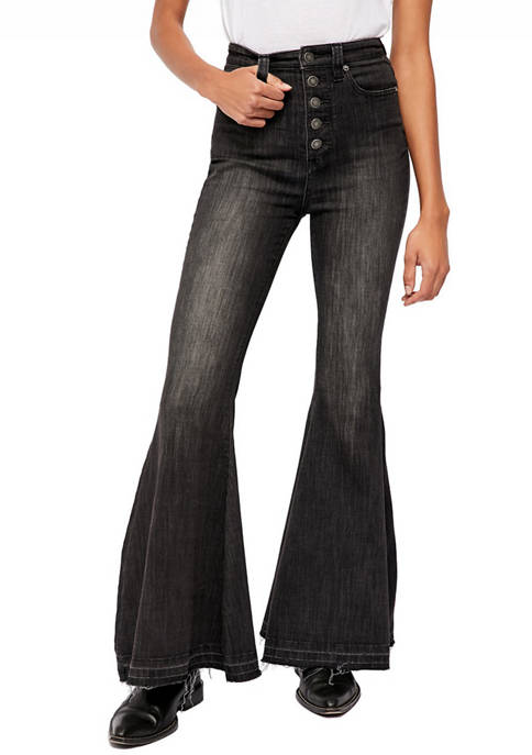 Free People Irreplaceable Flare Jeans
