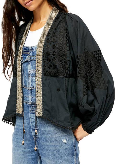 Free People Jasmin Jacket