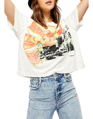 Free People Road House T Shirt Belk