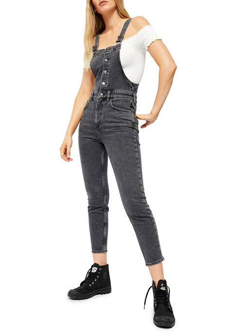 Free People Shelby Overall Jumpsuit