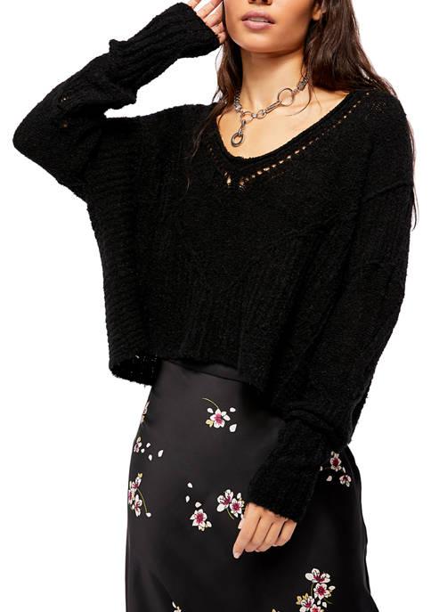 Free People Seashell Sweater