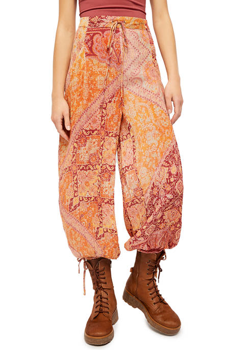 Free People Begonia Balloon Pants