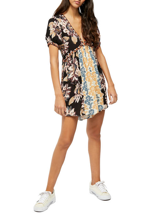 Free People On The Edge Romper