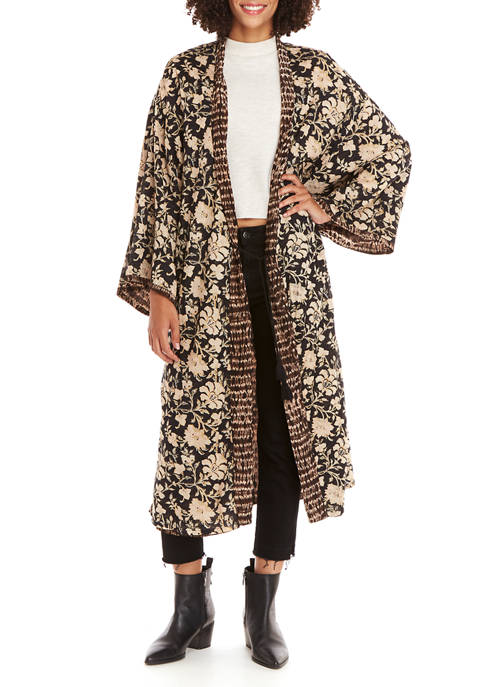 Free People Rumi Reversible Kimono
