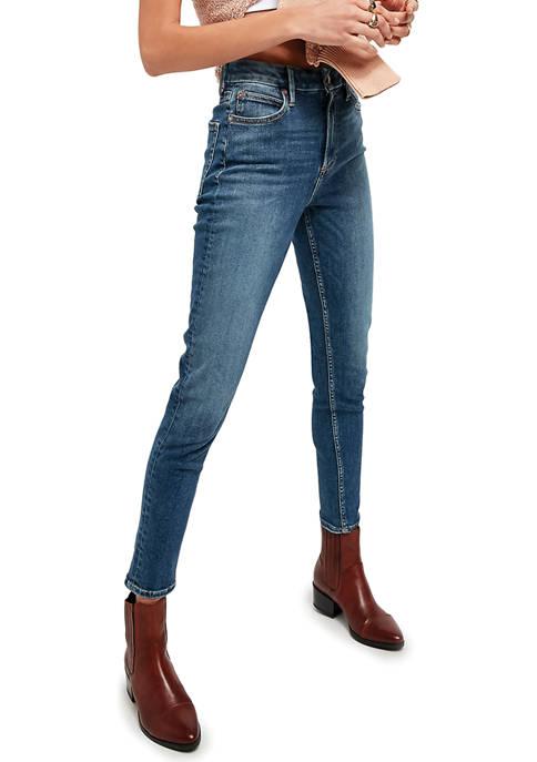 Free People Krissy Skinny Jeans