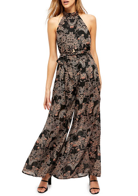 Free People Kissing Sunlight Jumpsuit