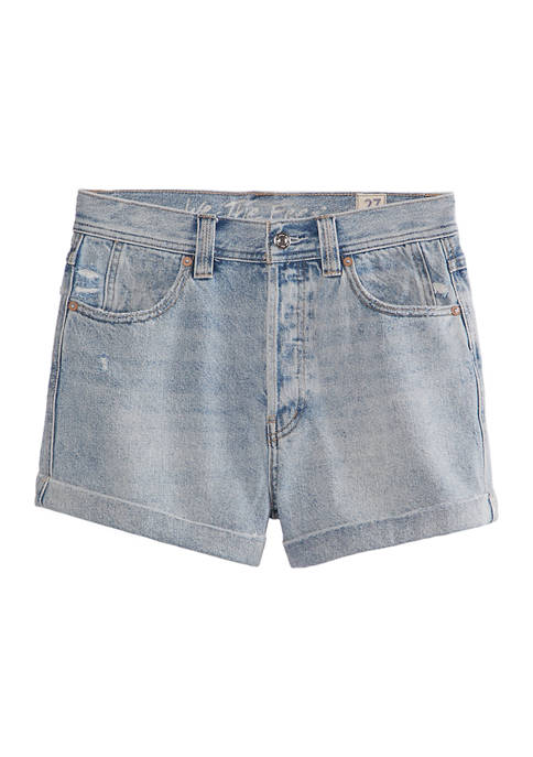 Free People Setting with the Sun Shorts