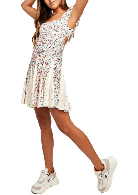 Free People Ponderosa Mini Dress