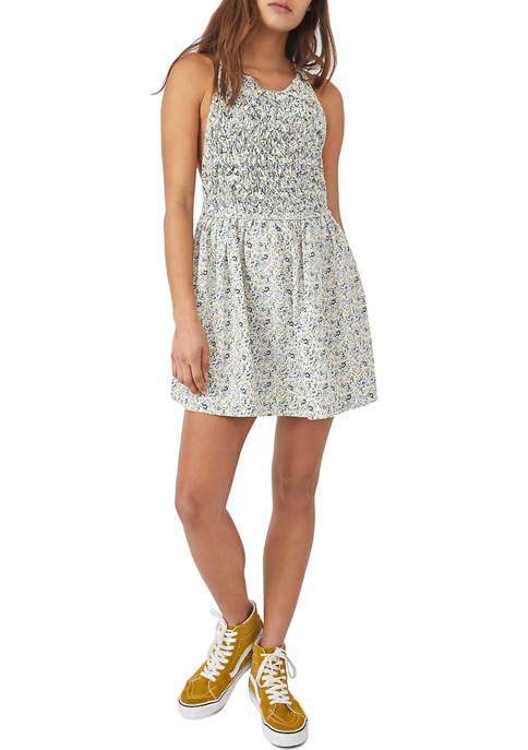 Free People Petunia Mini Dress