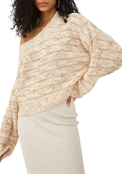 Free People Starlight Pullover