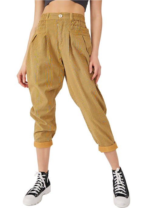 Free People Make A Stand Trousers