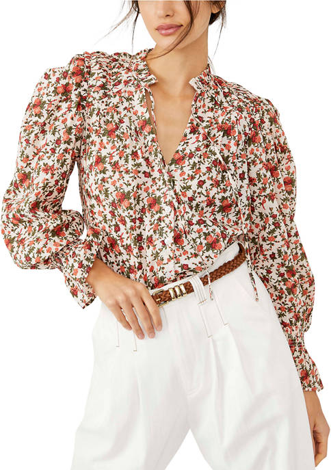 Free People Meant to Be Blouse