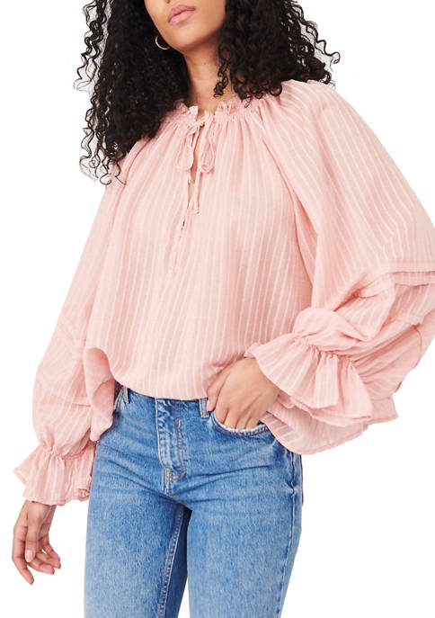 Free People Out of Town Top
