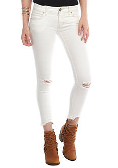 Free People Destroyed Ankle Jean