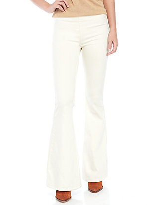 Free People Penny Pull Over Flare Jeans Belk