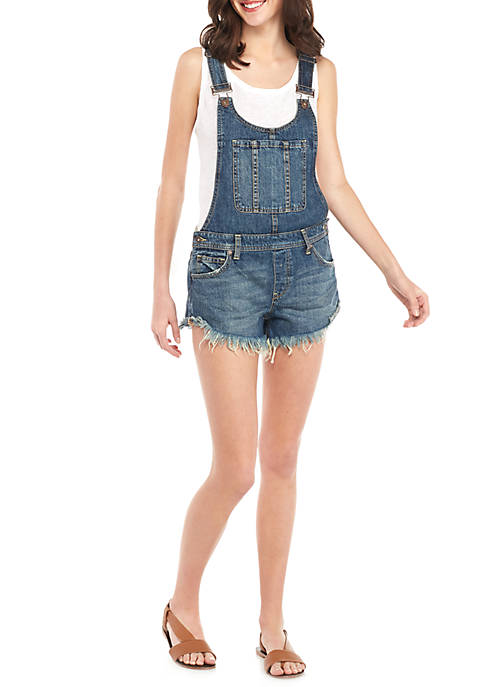 36896b1847ba Free People Summer Babe Short Overalls. Summer Babe Short Overalls