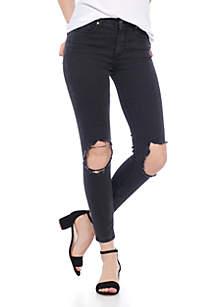 Hiri Busted Skinny Denim Jeans